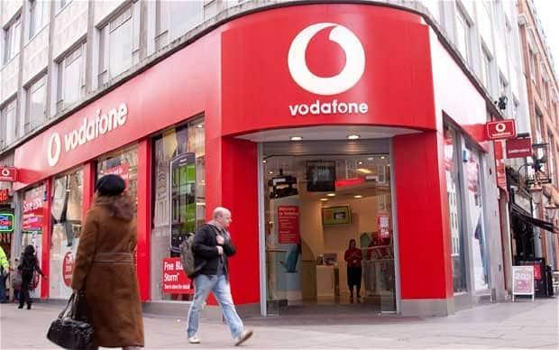 Тарифи Vodafone в Україні