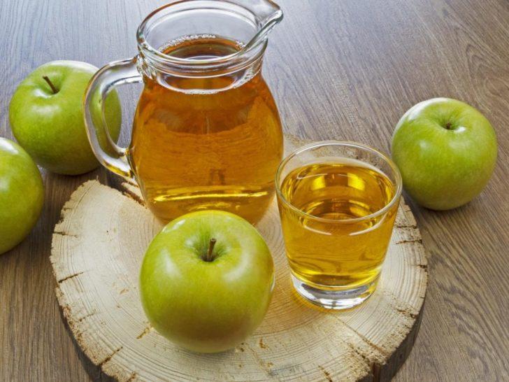 Натуральні соки - важливий елемент меню при гнійної ангіні