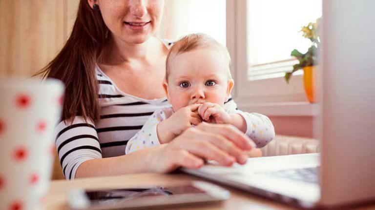 Як заробити в інстаграме мамі в декреті