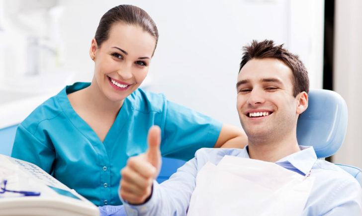 Лікування варто почати з видалення зубного каменю