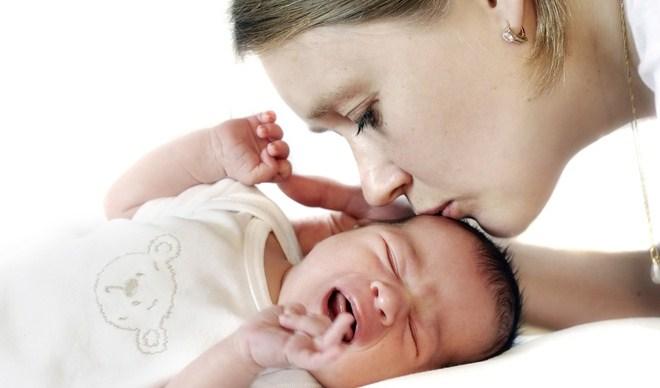 Грип у немовляти: що робити і як лікувати?