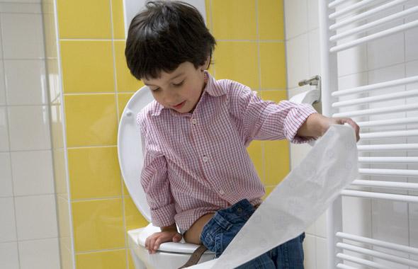 Неодружені (особливо нічний) до п'ятирічного віку не відносять до патологічних станів