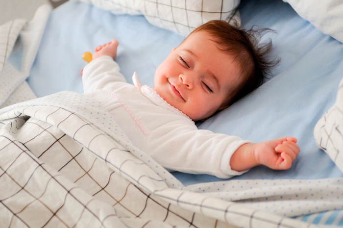 Скільки потрібно спати дитині?
