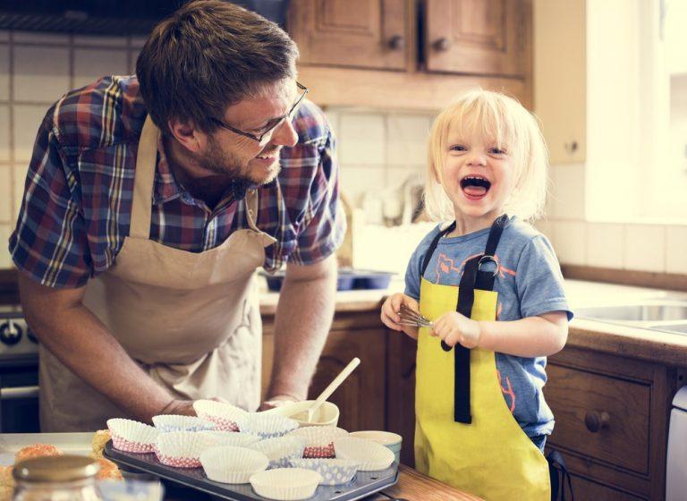 Як батько впливає на розвиток дитини