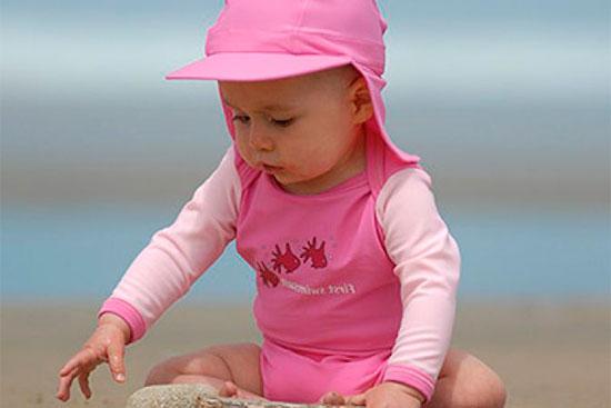 Як визначити сонячний удар у дитини