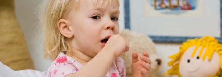 Як зняти напад кашлю у дітей і дорослих