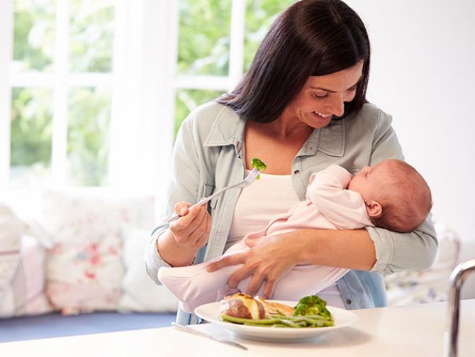 Харчування під час грудного вигодовування: поради та протипоказання