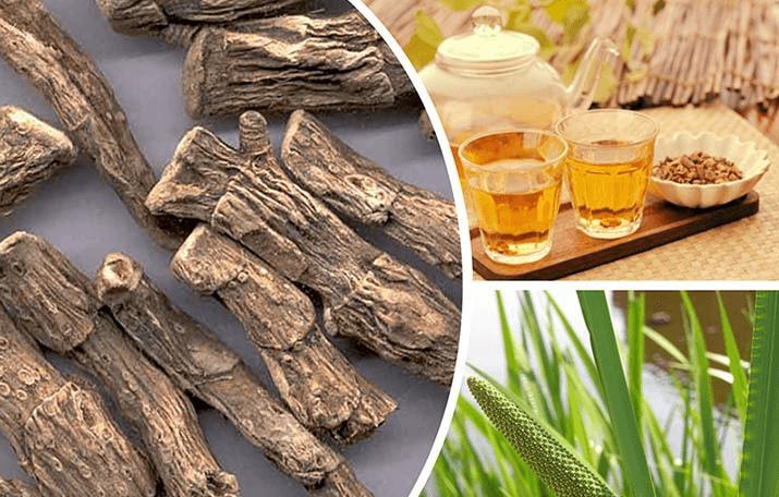 Настій кореня лепехи стимулює вироблення шлункового соку і підвищує апетит