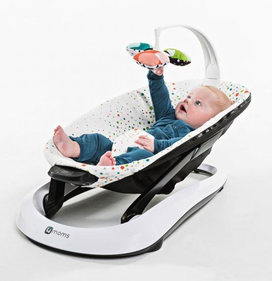 Сучасні технології: 11 гаджетів, які допомагають малюку заснути