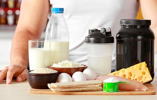 Тренування: чи дійсно спортсмени потребують продуктах з високим вмістом білка?
