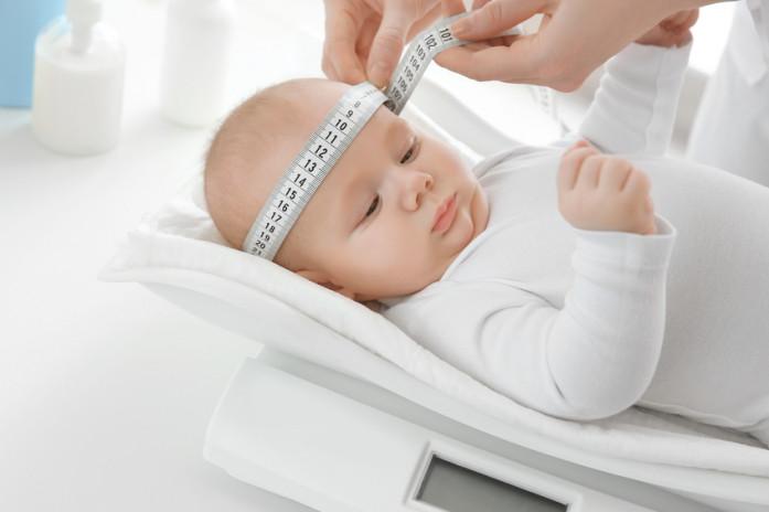 Норми прибавки ваги і зросту у дитини