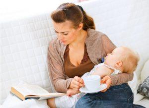 Кава при грудному вигодовуванні: чи можна пити, шкідливо чи ні