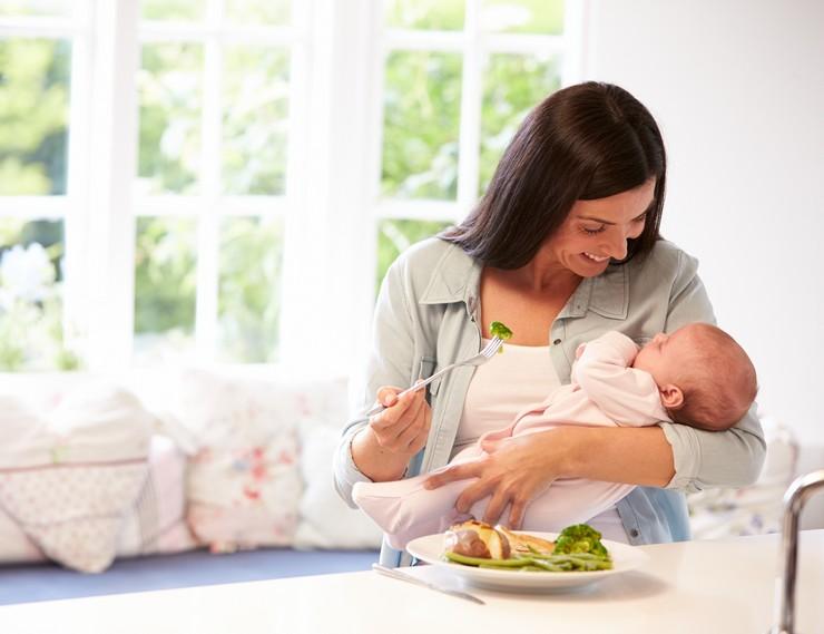 Які овочі можна їсти мамі, що годує в період грудного вигодовування