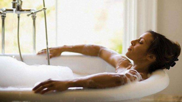 Вплив гарячої ванни на зачаття дитини