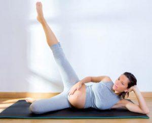 Фізичні вправи для вагітних жінок
