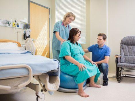 Як проходять пологи: від переймів до народження малюка?
