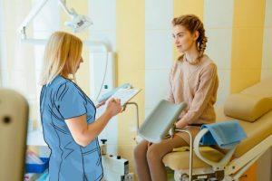 Перший похід до гінеколога при вагітності