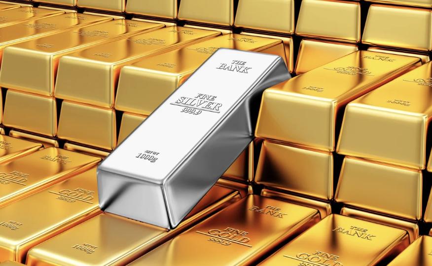 Чому срібло вважається бактерицидним, а золото ні?