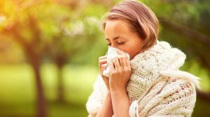 Алергічний риніт (алергічний нежить)